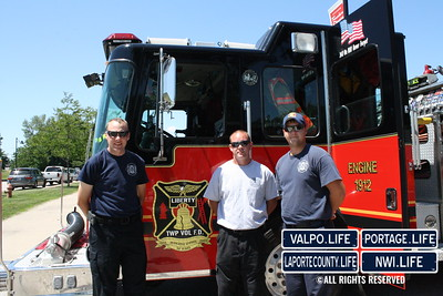 2015 Touch-A-Truck at Founders Square Market