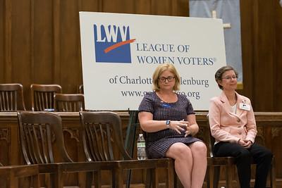 LWV- CM Candidates' Forum
