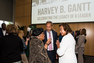The Legacy of Harvey B. Gantt