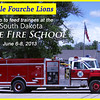 Thanks to the following Lions for helping set up and serve during the State Fire School: <b>Rick Walton, Harry Haivala, Brian Kline, Rich Drabek, Tom Nary, Lee Voyles, Leo Orme, Tim Cleveland, Ron Ensz, and Larry Miller</b>.