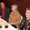 Lion Bob Tipton and his wife Nancy (Center) and Karen Miller.  <br /> 29 Oct 2011