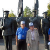 Belle Fourche WWII veterans visit Air Force Memorial