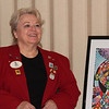 District Governor Janice Wagner visited the Belle Fourche Lions Club on Thursday (10/11/12) and reported on district activities, including goals for clubs in District 5-SW.<br /> <br /> She also took time to talk about the literacy project instituted by International President Madden.  She debunked the myth that literacy is a problem only in other countries -- but not here in the United States.  She pointed out that 21 million people in our country cannot read!<br /> <br /> DG Wagner also discussed growing membership around the world -- but not in the United States.  She led a brief discussion  regarding ways we might change this pattern.