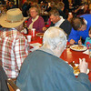 Folks from far and wide come to enjoy the cakes and fellowship.  This group drove up from Spearfish.