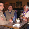 A bit of socializing before a Thursday evening Lions meeting at the Belle Fourche Country Club in February 2010.  Left-to-right are:  Lions Dwight Gubbrud, Don Zacher, Tom Nary, and Ron Ensz.