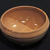 One of the beautiful bowls that we had in our hands -- if for only a moment!