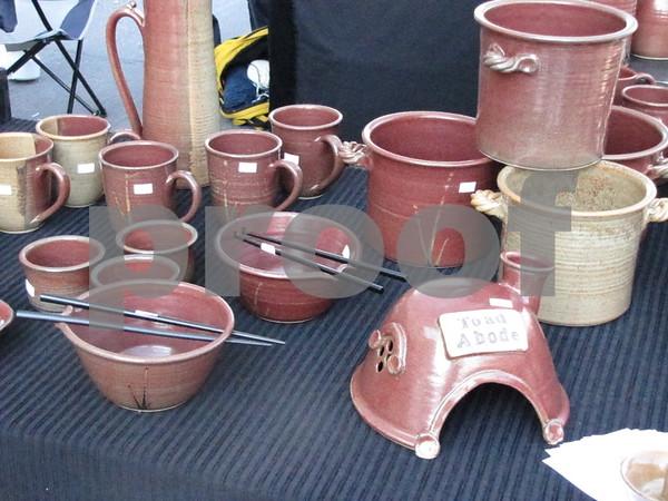 Miry Clay Pottery