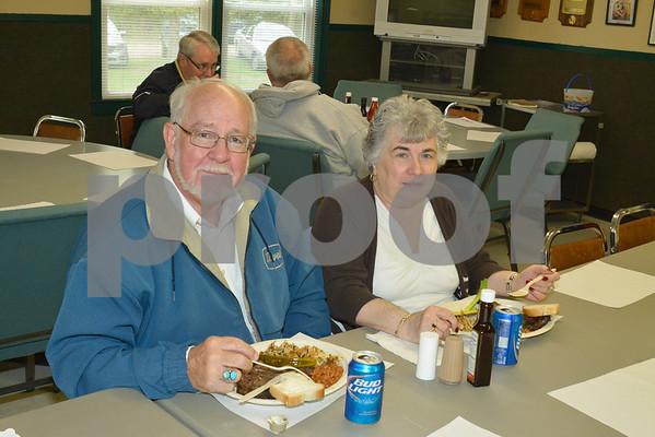 Bill and Nancy Griftel.