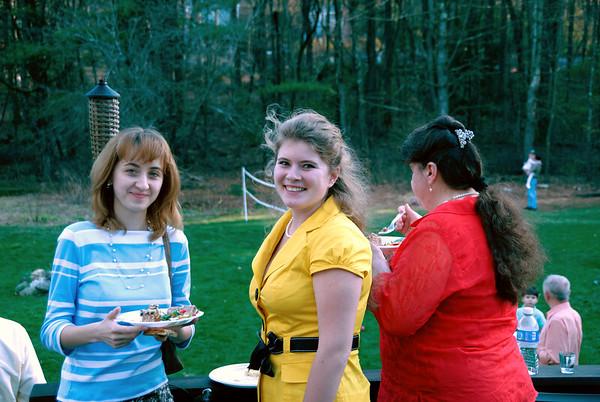 o. Alexander's party 2010