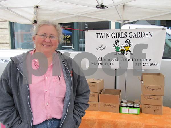 Paula Olson of Twin Girls Garden