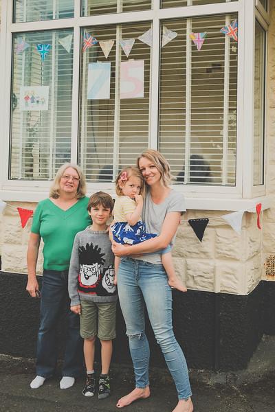 Bryony & Family