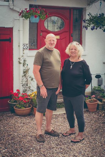 Deb & Peter