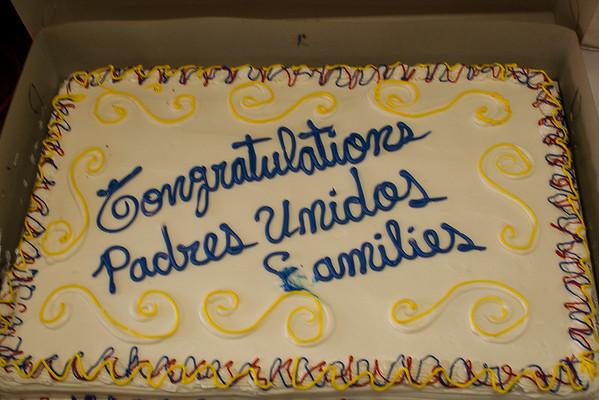 Padres Unidos Graduation 2016