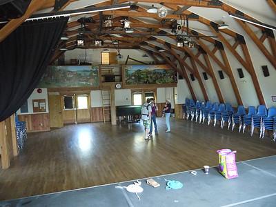 2011 Pender Island Community Hall looksee