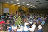Several hundred persons filled the Bridges Conference Center for the Governor's Banquet on Saturday, September 8.