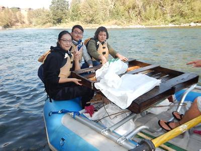 Spokane River Cleanup 9-16-17