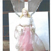 Original angel prior to repainting in 2001