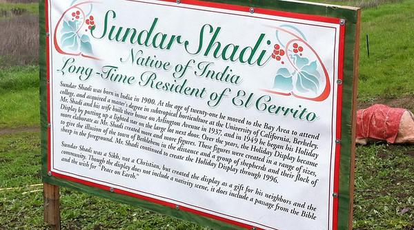 Shadi Display Set Up - Dec 15, 2012