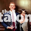 The Tom Landry Classic 2016 scholarship winners received their scholarships.  Scholars were 2017 seniors, Reeves Moseley, Emma Webb, Linda Hagler and Garrett Carter.  Monday, April 24 at Maggiano's Little Italy Ballroom in Dallas, TX. (Stacy Short / The Talon News)