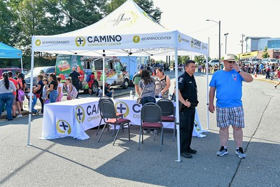 CAMINO Community Center Back2School Children's Fair