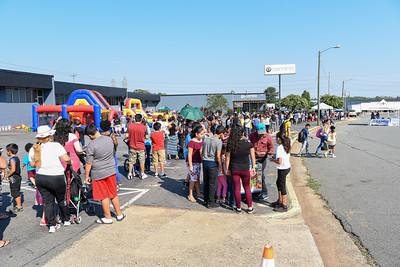 CAMINO Community Center Back2School Children's Fair