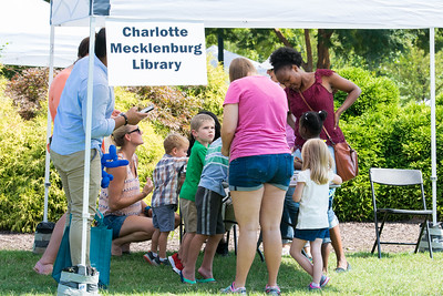 Charlotte Kids Fest in University City