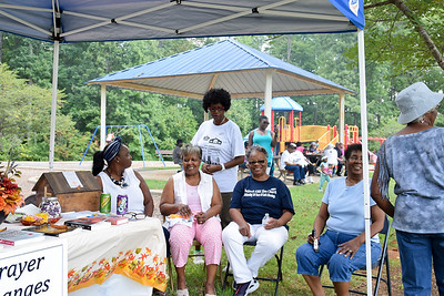 Community Day with Rockwell AME Zion Church
