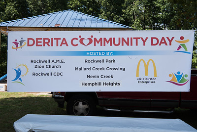 Derita Community Day at Rockwell Park