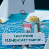 Placard for Lakewood Elementary.