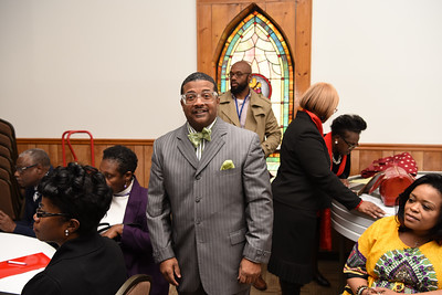 Village HeartBEAT at Rockwell A.M.E. Zion Church