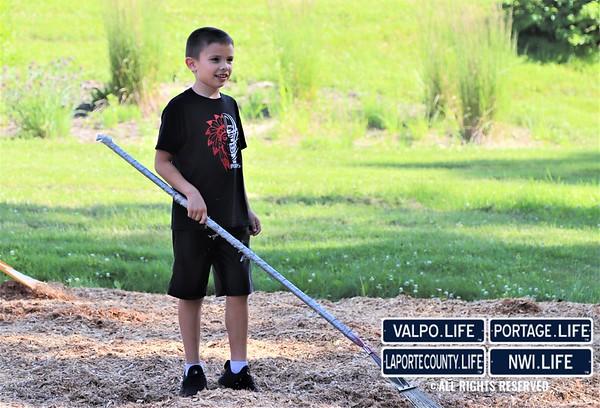 Pop Warner park Clean-Up 2019