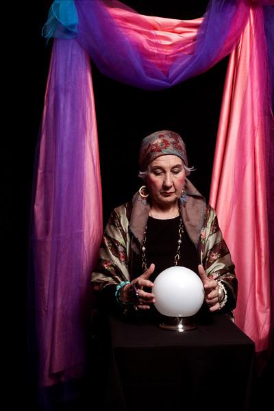 1. Gypsy Fortune Teller