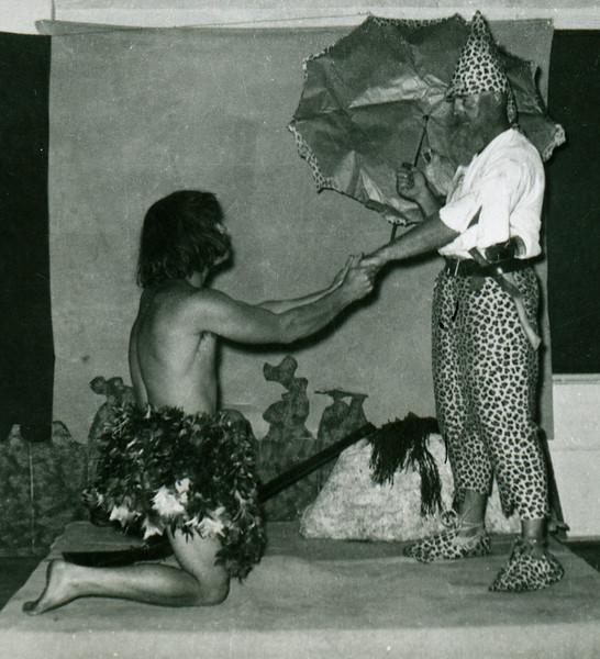 Robinson Crusoe<br /> Don Usher and Corky Fawcett