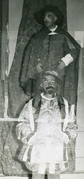 Cyrano de Bergerac, Donald Usher (top), Double Exposure!