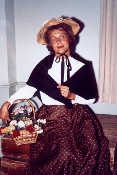 Eliza Dolittle