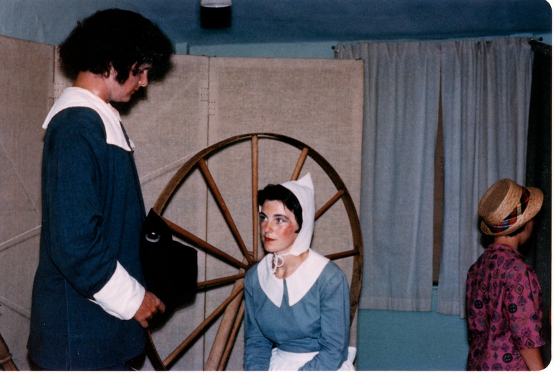 Puritan Couple