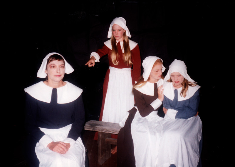 8. Salem Witches