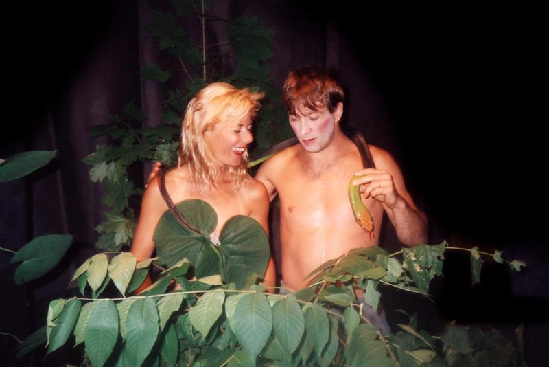 2. Adam and Eve