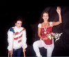 4. Nancy Kerrigan and Tonya Harding