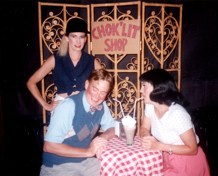 6. Archie, Betty and Veronica