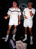 8. Connors and McEnroe
