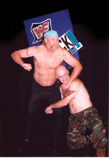 World Wrestling Federation Wrestlers<br /> Tom Mechem; Dwight Ware