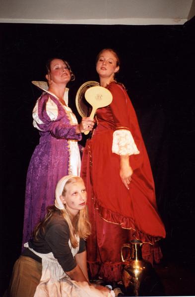 4. Cinderella and Step Sisters