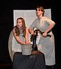 Helen Keller & Annie<br /> Christina  ?, Devon ?
