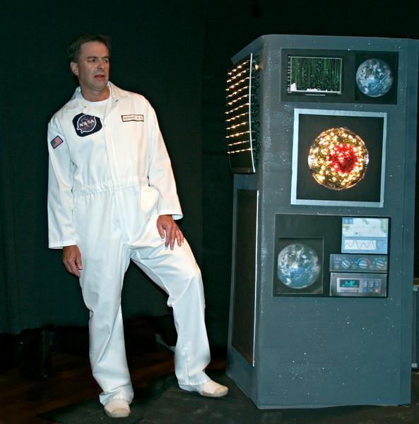 2001 a space Odyssey<br /> Bill Johnston
