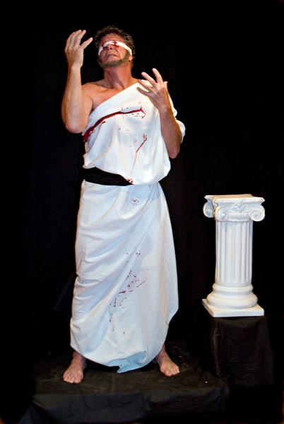 Oedipus,<br /> Tom Babson