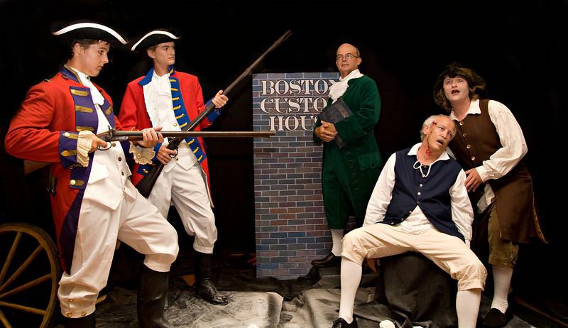 John Adams Defends the British
