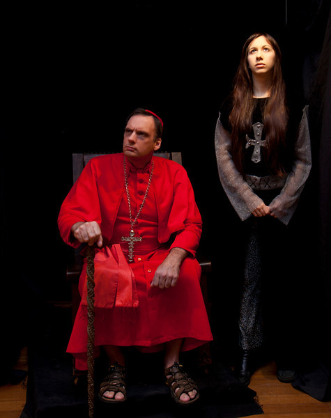 Joan of Arc; Savannah Reed & Todd Pleasant