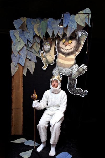 Max in Where the Wild Things Are; Ryan McLaughlin