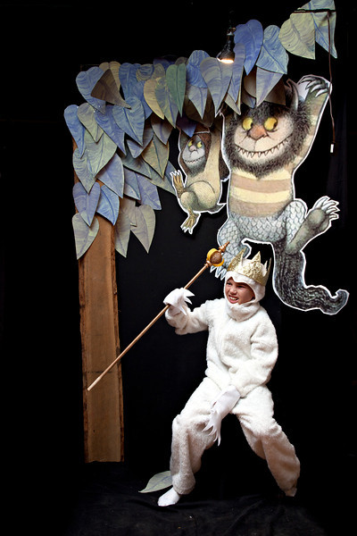 Max in Where the Wild Things Are; Matt Egan
